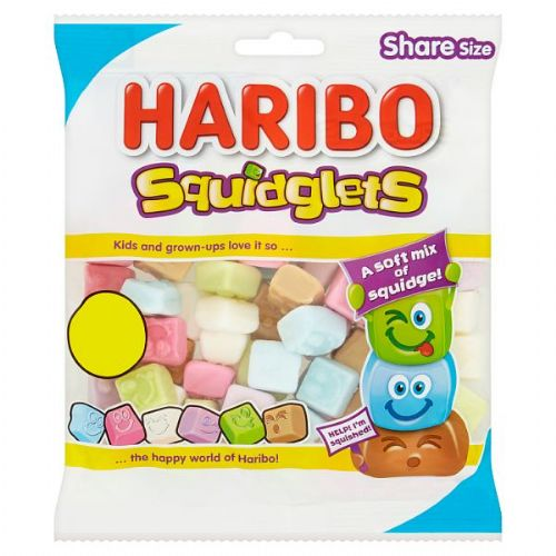 HARIBO Squidglets Bag 180g (UK)